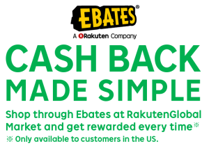 ebates rebates. rebates. cash back