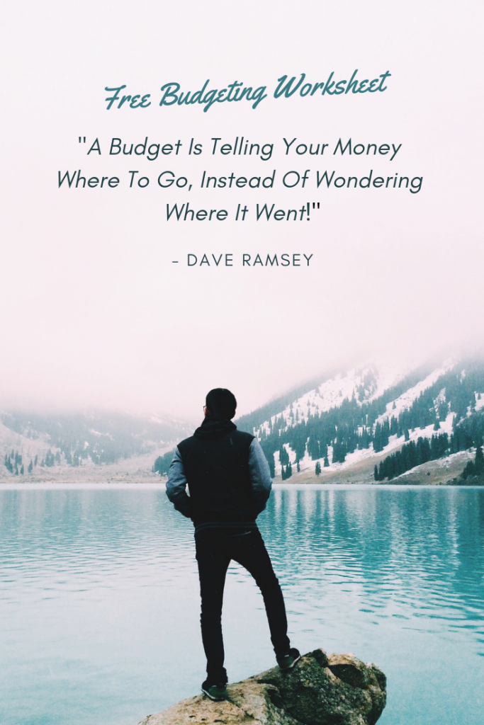 free budgeting guide