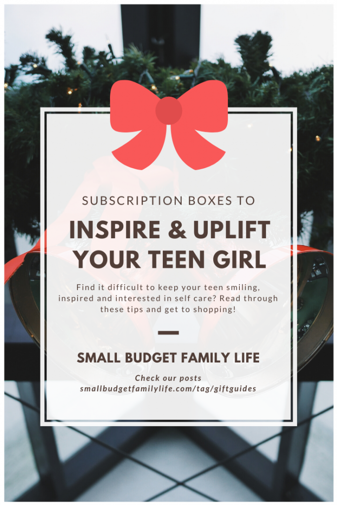 subscription boxes teen girls need