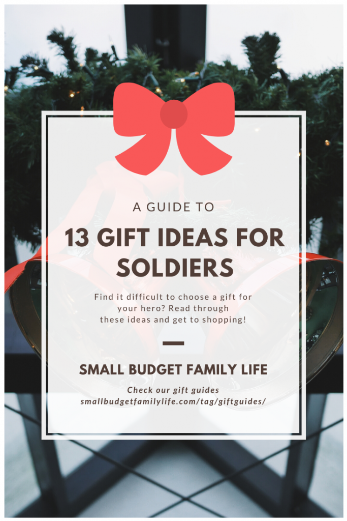 gifts for soldiers