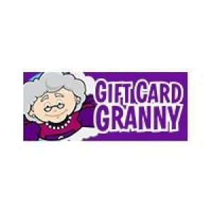 gift card granny-discounted gift cards
